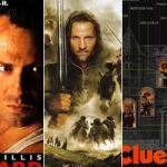 Top 5 Movies that Remind Me of (But Aren't Necessarily Related to) Christmas