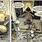 Mouse Guard: The Black Axe #3 Comic Review