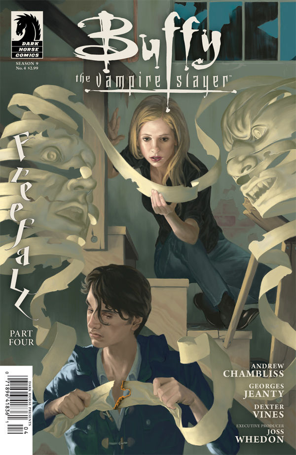 Buffy the Vampire Slayer Season Nine #4 Comic Review | Fandomania