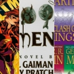 Top 5 Books/Comics to Read When the Weather Outside is Frightful