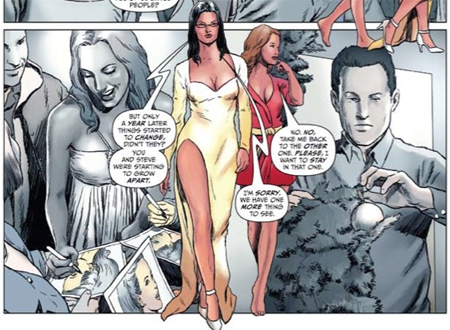 Grimm Fairy Tales Holiday Edition 2011 Comic Review