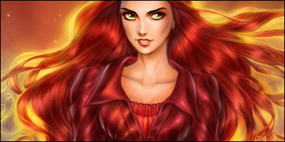 Fan Art Friday Jean Grey, the Phoenix