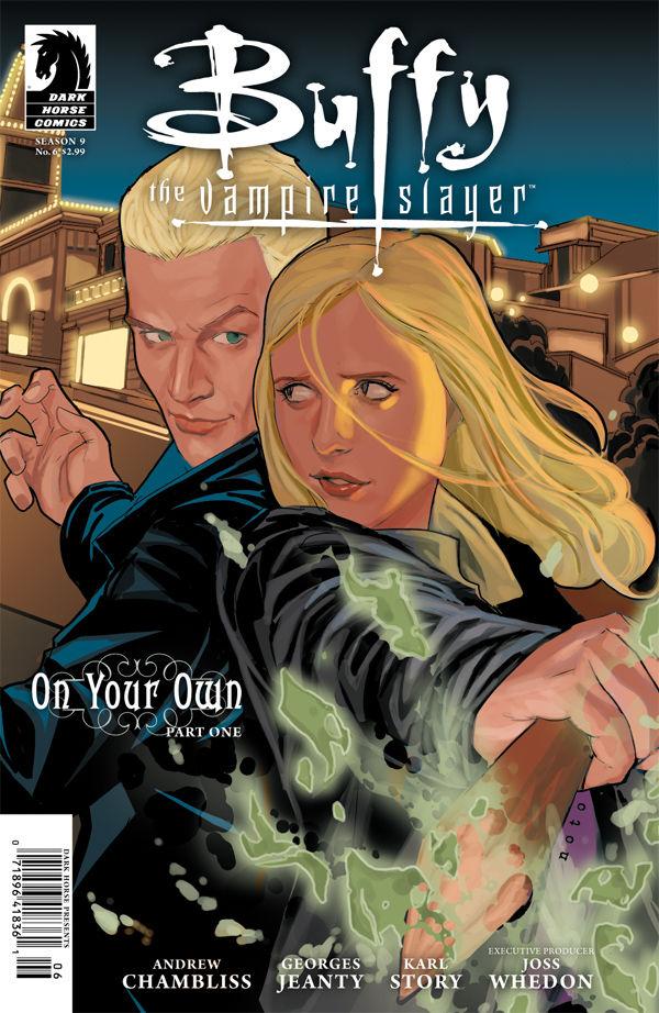 Buffy the Vampire Slayer Season Nine #6 Comic Review | Fandomania