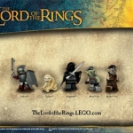 LEGO's Sneak Peek at Lord of the Rings Sets