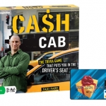 Contest: Win the Cash Cab Board Game and a $50 VISA Gift Card!