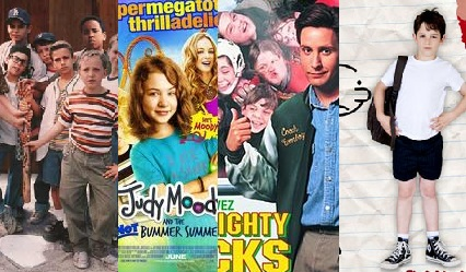 To list all the hit live action kids movies from my childhood would