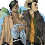 Saga #1 Comic Review
