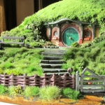 Fandomestic: Fan-Made Model of The Hobbit's Bag End
