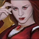 Fan Art Friday: Game of Thrones – Melisandre