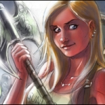Fan Art Friday: Buffy Summers, Part 2