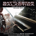 Contest: Win the Music of Battlestar Galactica for Piano on CD!