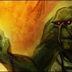 Fan Art Friday: Swamp Thing
