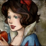 Fan Art Friday: Snow White
