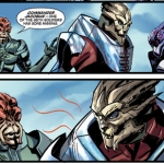 Mass Effect: Homeworlds #2 Comic Review