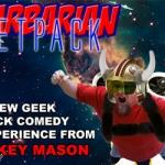 "Geek Music: Mikey Mason's ""Barbarian Jet Pack"" Kickstarter"