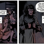 Exile on the Planet of the Apes #2 & #3 Comic Review
