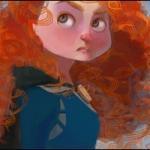 Fan Art Friday: Merida from Brave