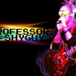 Geek Music: Professor Shyguy's 'Album, Stickers, and Tour, Oh My!' Kickstarter