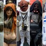 Cosplay of Star Wars Celebration VI