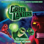 Contest: Win the Green Lantern: The Animated Series Soundtrack on CD!