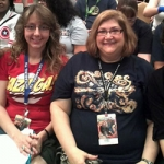 Ava's Dragon*Con Adventures, Part 3: Friday – Lines, Lunches, and Laughs