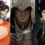 Geeky Picks of the Week: October 29-November 2, 2012