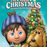 Contest: Win The Story of the First Christmas Snow on DVD!
