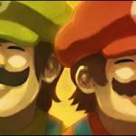 Fan Art Friday: Super Mario Bros.