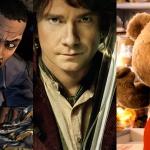 Geeky Picks of the Week: December 10-14, 2012
