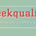 Fandom Tumblr of the Week: Geekquality