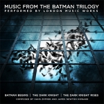 Contest: Win Music from the Batman Trilogy on CD!