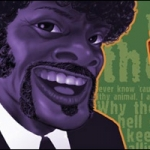 Fan Art Friday: Pulp Fiction