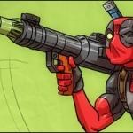 Fan Art Friday: Deadpool