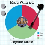 Marc With a C – 'Popular Music' Review