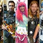 Cosplay of MegaCon 2013