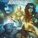 Grant Gould's Blade Raiders Hacks and Slashes Its Way to Tabletops This Month