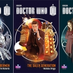 Doctor Who: Plague of the Cybermen, The Dalek Generation, & Shroud of Sorrow Book Reviews