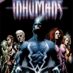 Contest: Win The Inhumans Motion Comic on DVD!