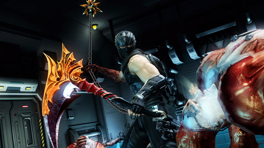 Ninja Gaiden 3 Razor S Edge Game Review Fandomania