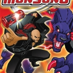 Contest: Win Monsuno: Power on DVD!