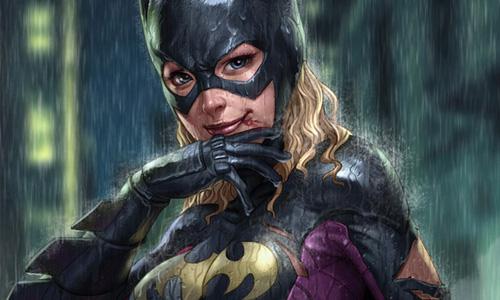 DC Injustice Batgirl