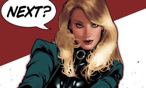 DC Injustice Black Canary