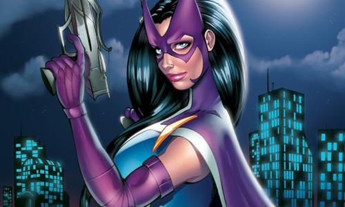 DC Injustice Huntress