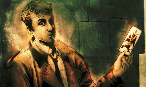 DC Injustice John Constantine