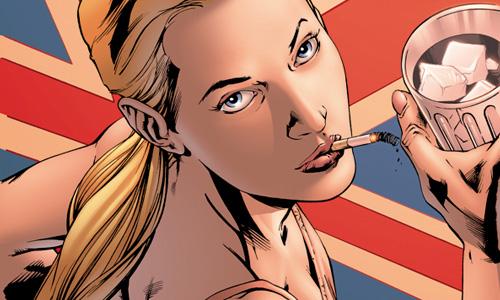 DC Injustice Jenny Sparks