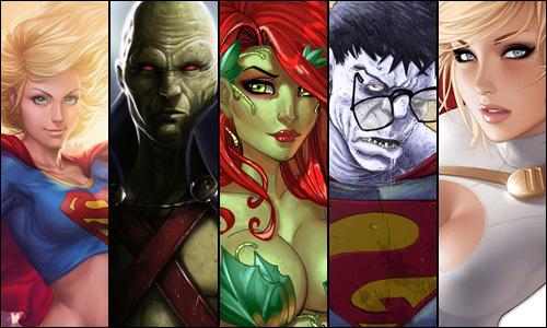 DC Injustice
