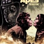 Planet of the Apes: Cataclysm #9 Recap