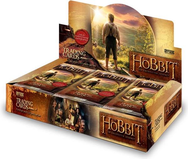 hobbittradingcards