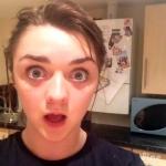 Arya Stark's Hilarious Red Wedding Reaction (Spoilers!)
