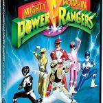 Contest Reminder: Power Rangers Season 2 Volume 2